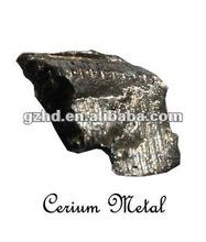 99.9% raw material cerium rare earht Metal
