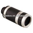 Mobile phone telescope, 8x Zoom Camera Lens Mobile Phone Telescope for iphone 4g/4s