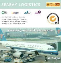 Cheap air shipping freight from Guangzhou/Shenzhen/HK/Beijing/Tianjin/Dalian/Shanghai/Ningbo/Xiamen/Qingdao/Nanjing/Hangzhou