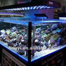 2012 hot sales Manufacturer sales automatic operation modes led aquarium fish tank lighting mimic sunrise,sunset,lunar cycle
