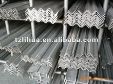 SUS 201/202/301/301J1/302/304/304L/309S/310S/316/316L stainless steel angle bar