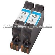 51645A BLACK Ink Print Cartridge for HP45 HP 45