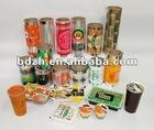 PVC/PE film for beverage packaging