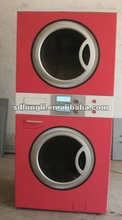 2012 Hot Sale Industrial Laundry Equipment/Machine/Double Deck 12kg Washer and 8kg Dryer