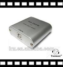 HA info U2 USB to SPDIF(AC3 DTS) USB to