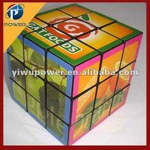 Picture puzzle cube