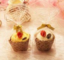 2012 cute Christmas Gift Pretty sundae cake towel