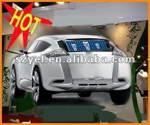 EL pannel car sticker equalizer