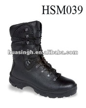 HB,6 inch 2012 British style durable smooth lines military jungle boots