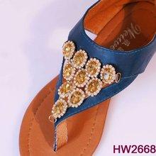 2012 new style shoe ornaments, lady rhinestone shoe accessory