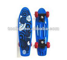 kids plastic skateboard 2012