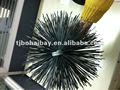 Noir BHB-PP150 cheminée brosse