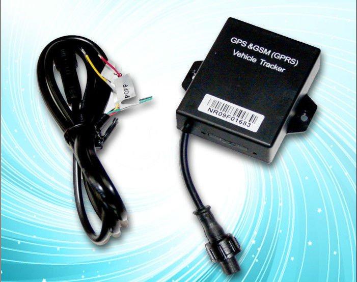 Magnetic vehicle tracker gps