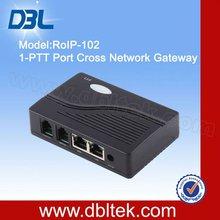DBL Intercom VOIP Router,Cross-network Gateway ROIP-102