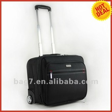 CONWOOD 1680D Branded Laptop Trolley Bag / Computer Trolley Case CT1503