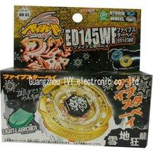 beyblade metal fusion BB83 ED145WF Free shipping