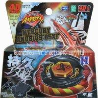 4D BEYBLADE Metal Fusion 2 BB111 MERCURY AMUBIUS 85XF