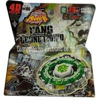 4D Beyblade Metal Fusion Beyblade BB106 Fang Leone LEO