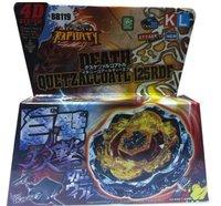 New listing DEATH QUETZALCOATL 125RDF BB119 Beyblade Metal Fusion 4D Top gyro