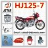 HAOJUE HJ125-7 motocicleta refacciones