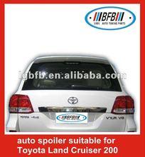 CAR REAR SPOILER FOR Toyota LC200 2008-2012