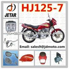 motocicleta refacciones para HAOJUE HJ125-7