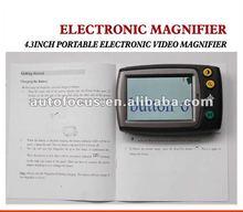 electrónico portátil de vídeo