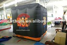 Inflatable Cube Model Big