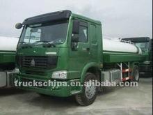 HOWO series SINOTRUK Fuel Tank 15CBM 4x4 fuel truck