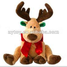 Plush& stuffed soft new products christmas 2012