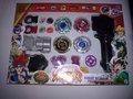 Super batalha estilo New Super top luta brinquedo de Metal beyblade, Novo conjunto brinquedo Beyblade