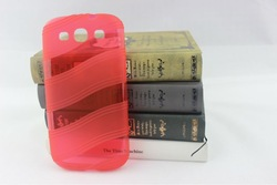 New design High end for samsung galaxy s3 i9300 TPU case, NEW DESIGN TPU case