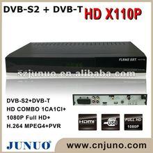 dvb-s2 dvb-t hd mpeg4 combo receiver
