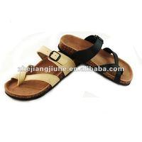 Men's Fashionable Cork Slipper / Wooden Slipper