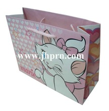 animal print gift bags paper
