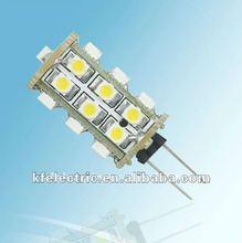 2012 New design high quality 360 degree High LumG4 LED lamp 12VAC/DC