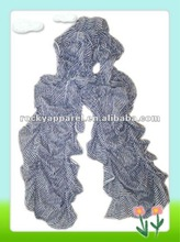 viscose scarf 2012 new design