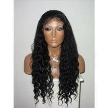 2012 Fashion black men lace front wigs