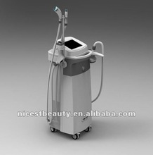 2012 New Design Vacuum+RF+Roller+Near-Infrared Laser Equipment For Perfect Body&Face Shaping