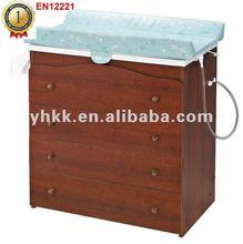 EN12221 hot selling baby dresser