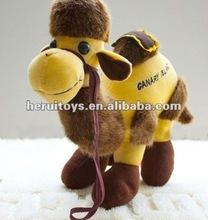 plush toy camel