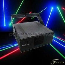 4_head laser net Red/Green/Blue/ stage beam light