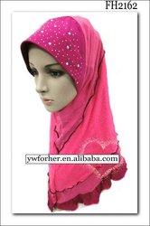 Fashion dubai muslim scarfs