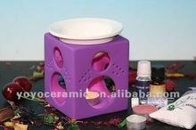 porcelain oil warmer