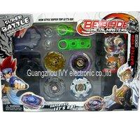 Beyblades Metal MASTERS Exclusive Ultimate Gift Set Gangan Galaxy Team 4 Pack 1 set