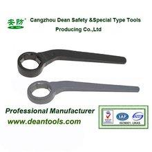 carbon steel bent handle hexagon wrench(45#)