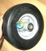 pu foam wheel, pu foam tyre, flat free wheel, 9x3.50-4