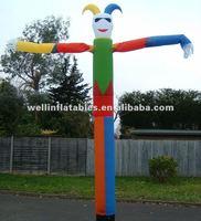 2012 clown sky dancer / inflatable dancing man