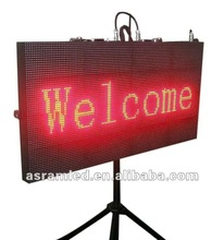 U&H Shenzhen High definition with good quality of competitive price and energy saving led message display board rs232