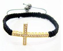 cross bracelet shamballa bracelets wholesale